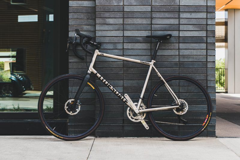 Big and Tall Bicycle : Clydesdale Team Di2