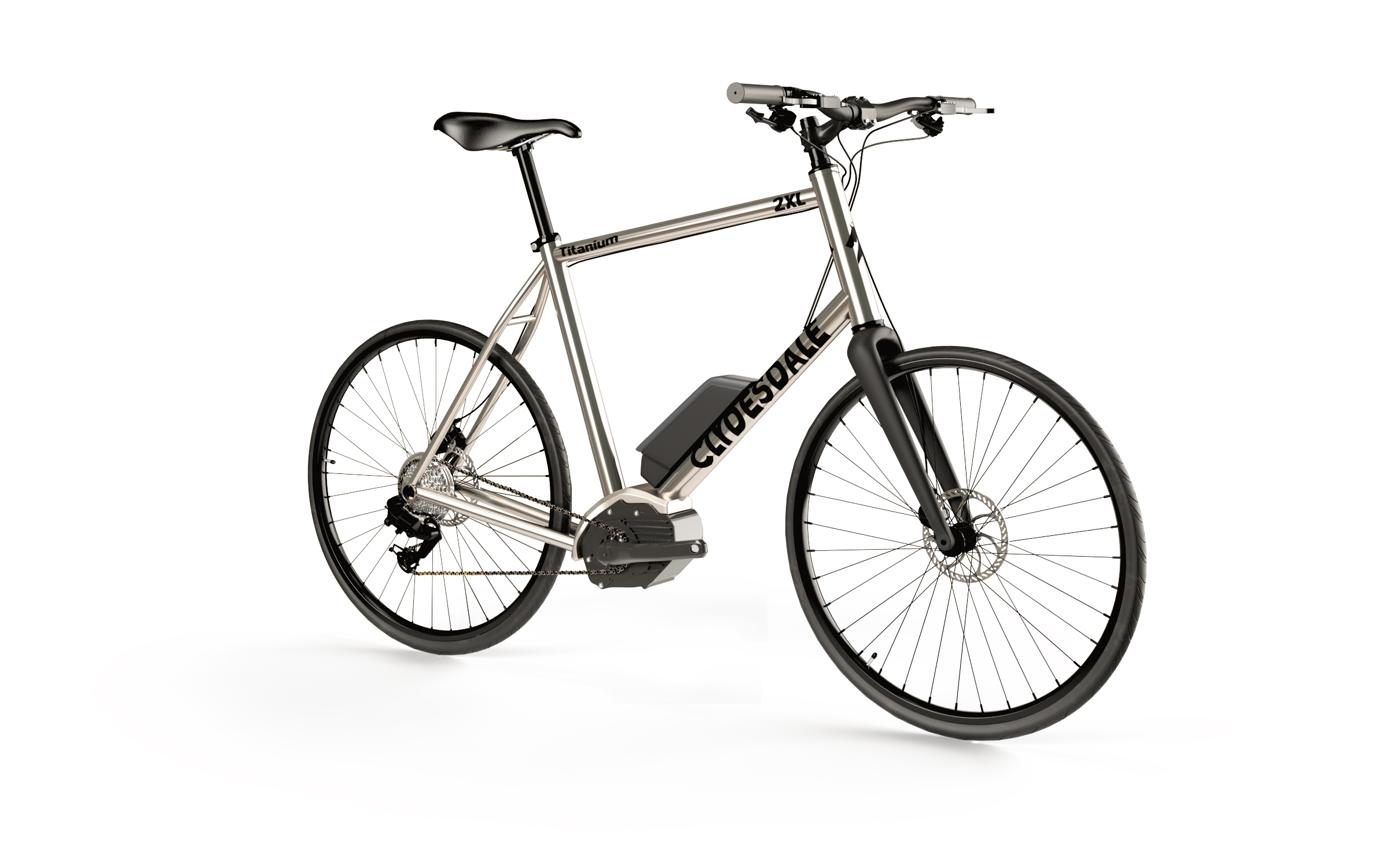 e-Bikes for big guys - clydesdale bicycle