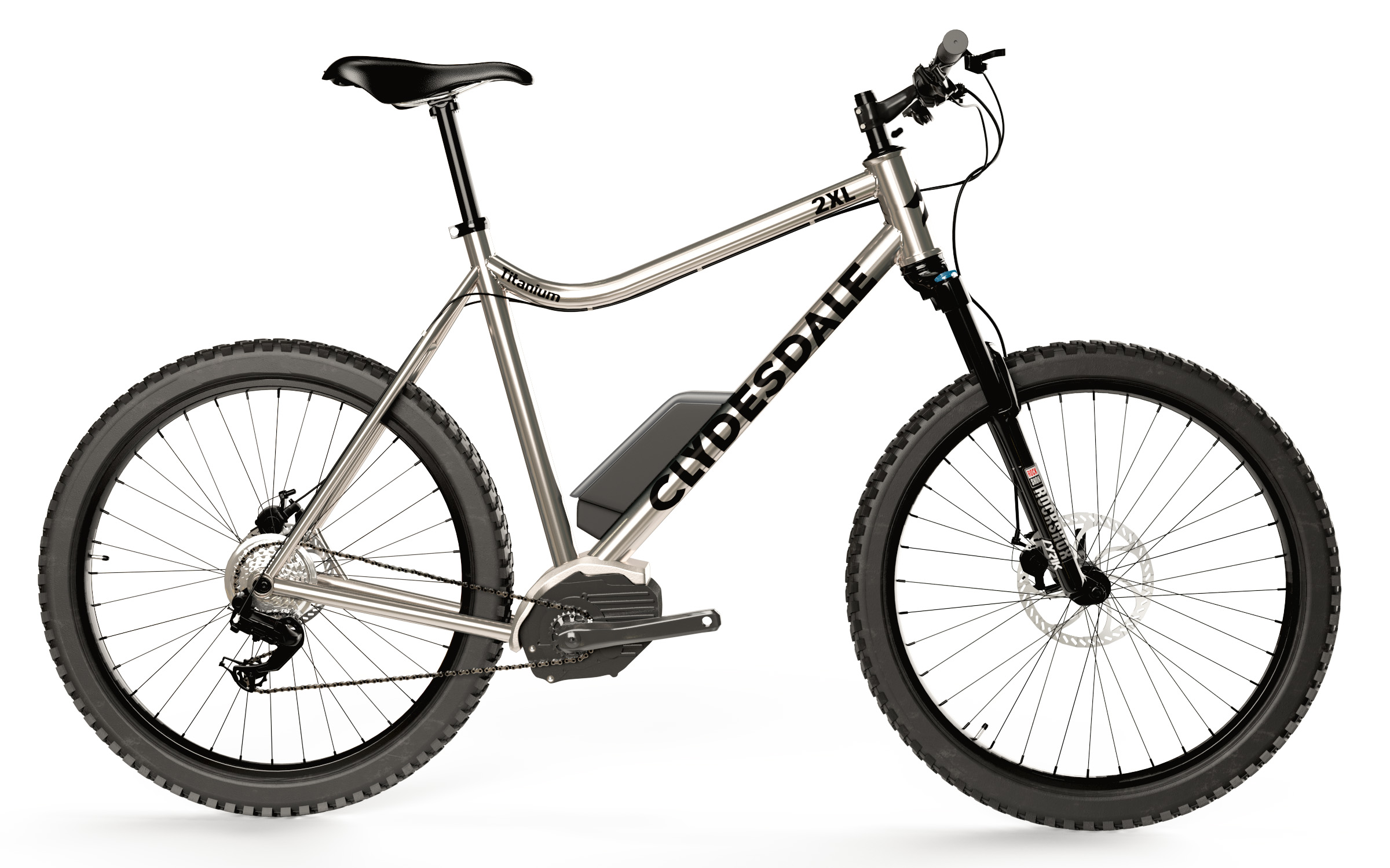 e bikes for heavy riders