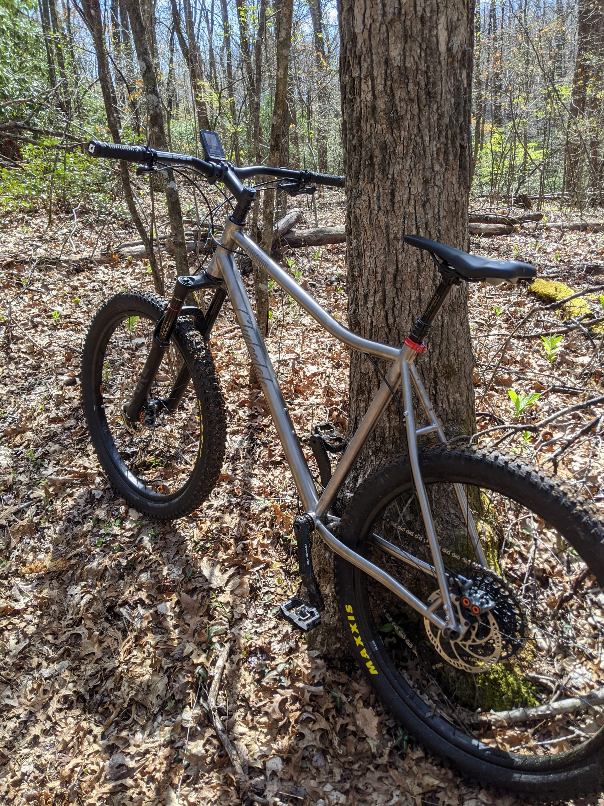 clydesdale steer mountain bike